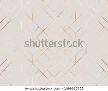 аннотация · геометрический · симметрия · современных · моде - Сток-фото © Vanzyst
