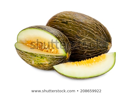 Melón frescos tabla de cortar alimentos verde Foto stock © Digifoodstock