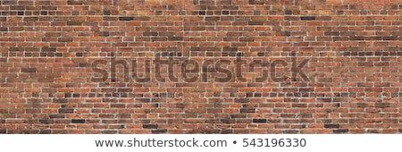 Yellow exterior brick wall Stock photo © stevanovicigor