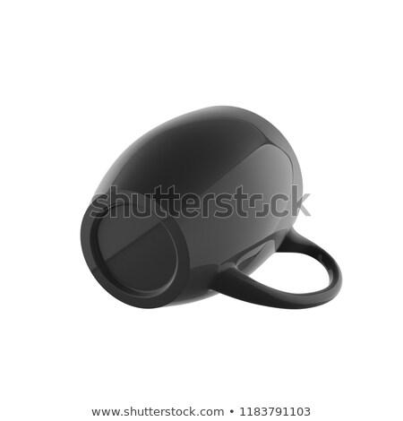 limpar · branco · cozinha · 3D · brilhante - foto stock © nobilior
