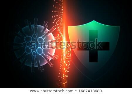 tehlike · katil · bakteriler · ölüm · kafatası - stok fotoğraf © lightsource
