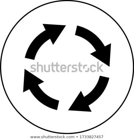 Libre vecteur web élément circulaire bouton Photo stock © rizwanali3d