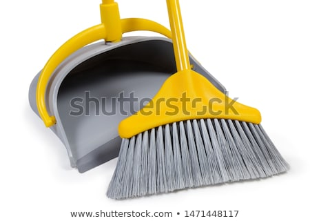 Close-up of long handle broom Stock photo © wavebreak_media
