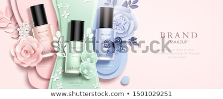 cosmetic flower stock photo © fisher