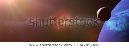 Space Exploration banner Stock photo © Genestro