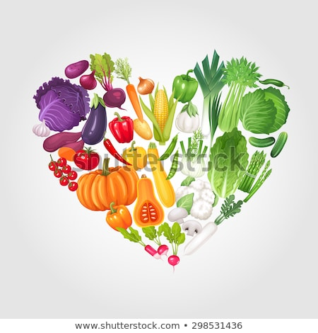avocado · tomaat · witte · restaurant · groenten - stockfoto © popaukropa
