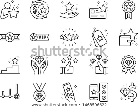Exclusive High Quality Set Vector Illustration Stock photo © robuart