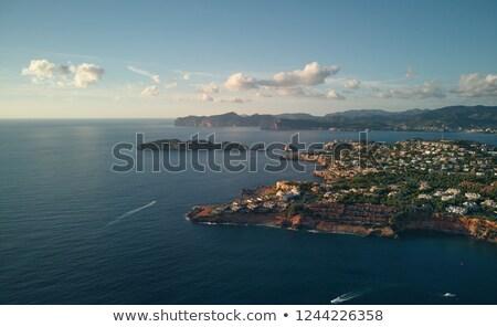 Buurt haven majorca Spanje luxe beneden Stockfoto © amok
