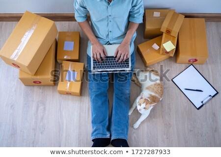 sell worldwide using internet freelancers web stock photo © robuart