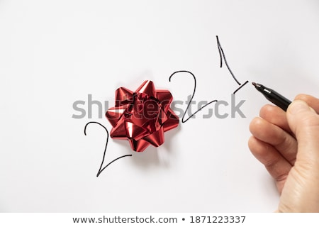 What is Next Handwritten With White Marker Stock photo © ivelin