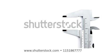 Geïsoleerd witte tools universeel tool Stockfoto © tashatuvango