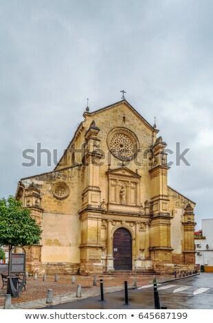 San Pedro, Cordoba, Spain Stock photo © borisb17