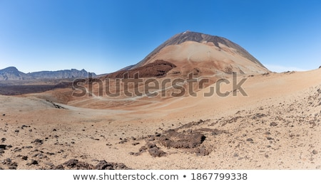 Picturesque landscape taken in Tenerife, Canary Islands, Spain.  Stock photo © amok