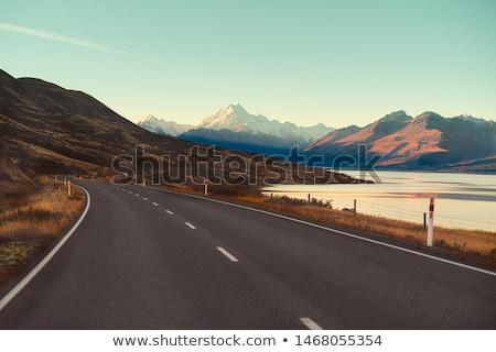 út autó nők szexi utca felirat Stock fotó © nomadsoul1