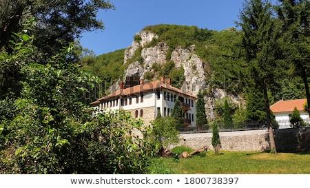 Gornjak monastery in Serbia Stock photo © simply