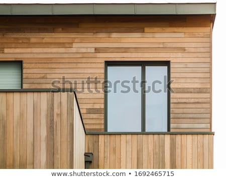 Stock photo: Facade