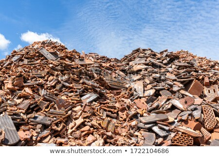 large pile of rubble on a junkyard                               Stock photo © Melvin07