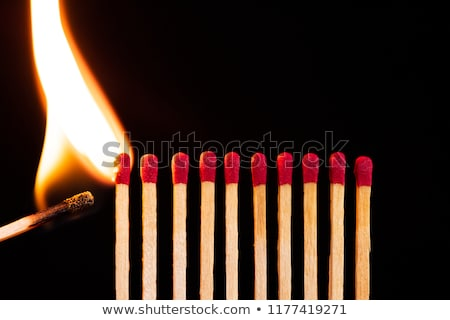 match ignition stock photo © stocksnapper