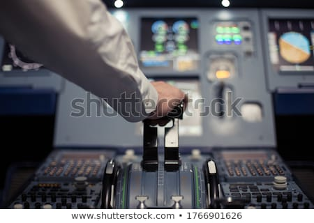 Flight Control Stock photo © stevanovicigor