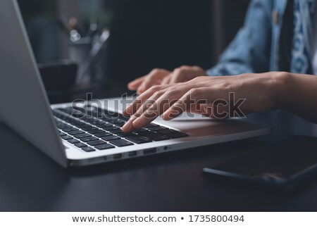 A writer's desk. stock photo © latent