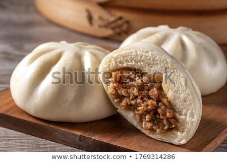 Chinese steamed bun Stock photo © devon