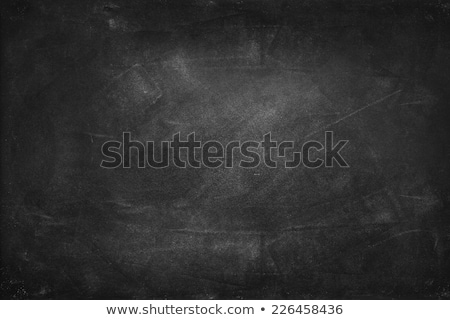 Smudged blackboard background Stock photo © bbbar