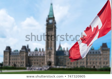 canadian parliament stock photo © michelloiselle
