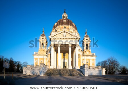 cathedral of torino stock photo © spectral