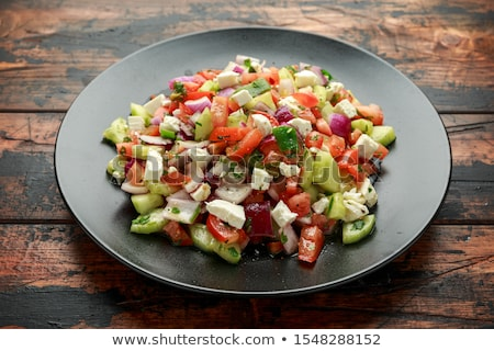 Turkish Shepard Salad stock photo © ozgur