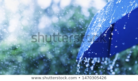 количество осадков три огромный капли Storm черный Сток-фото © ultrapro