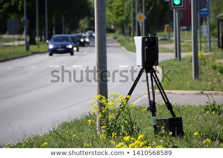 Speed control Stock photo © Gilles_Paire