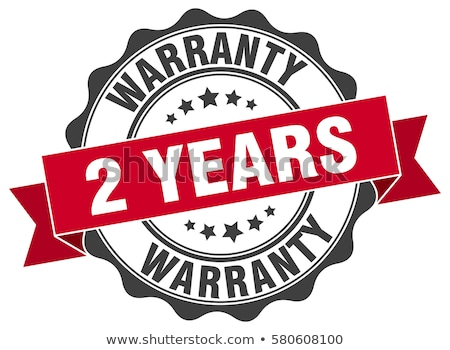 2 year warranty stamps stock photo © thp