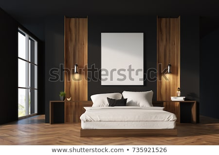 luxurious bedroom 2 Stock photo © Paha_L