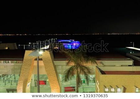 Caribbean ferry boat crossing to Isla Mujeres in Mexico stock photo © lunamarina