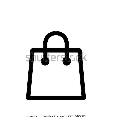 Vente icônes symbole huit signe Photo stock © fenton