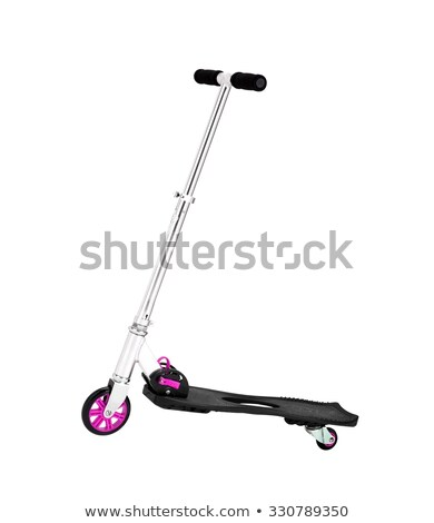 nice scooter better for kids stock photo © shutswis