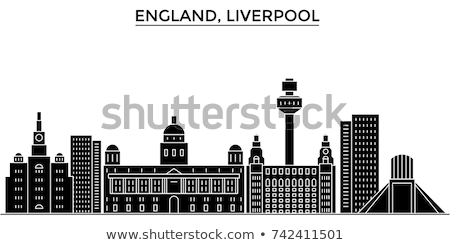 port of liverpool building stock photo © chrisdorney
