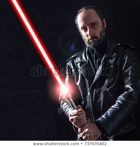 Laser swords Stock photo © Koufax73