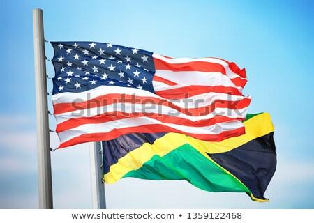 USA Jamaïque États-Unis Amérique pays Photo stock © tony4urban