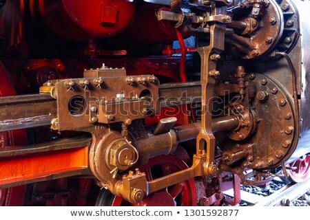 Steam Train 03 Stock photo © Undy