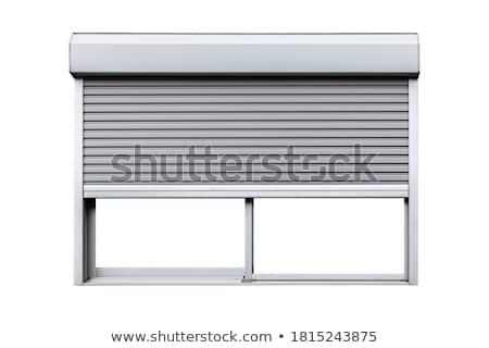 roller shutter door Stock photo © netkov1