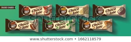Pistachio nut bar Stock photo © Digifoodstock