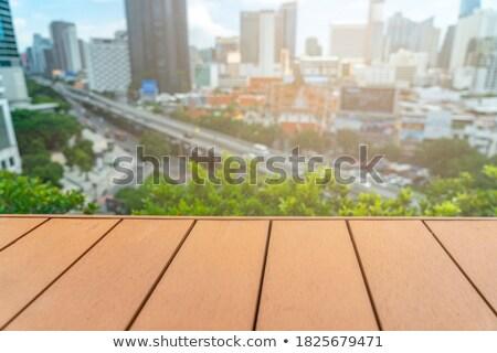 épületek · nézőpont · fényes · színes · üzlet · iroda - stock fotó © JanPietruszka