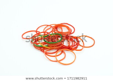 Many condoms on white background Stock photo © magraphics