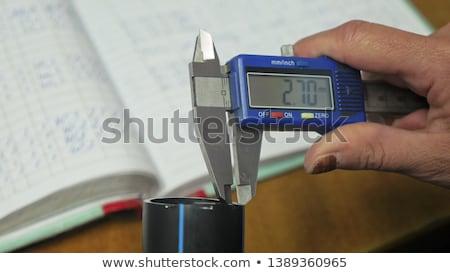 profiel · winkel · digitale · test · band - stockfoto © is2