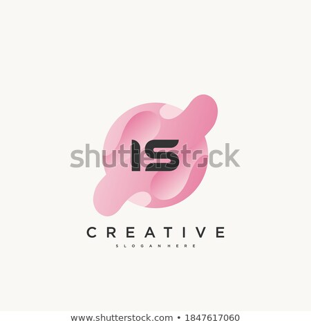 Lettera cerchio logo icona abstract alfabeto Foto d'archivio © taufik_al_amin