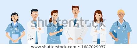 woman doctor medical profession stock photo © rogistok