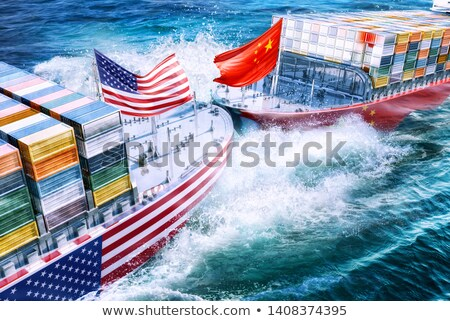 USA Government Fight Stock photo © Lightsource