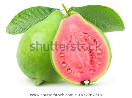 establecer · cantidad · calorías · frutas · blanco · ilustración - foto stock © colematt