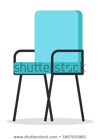 chairs design soft place for sitting seat vector stock photo © robuart